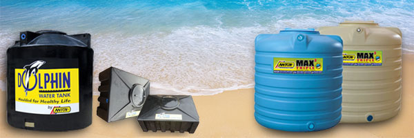 Max Water Tanks